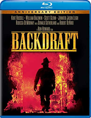 Backdraft (Anniversary Edition) [Blu-ray]