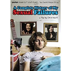 Complete History of My Sexual Failures