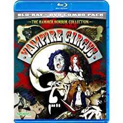 Vampire Circus (Blu-ray/DVD Combo) [Blu-ray]
