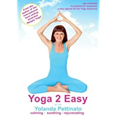 Yoga 2 Easy with Yolanda Pettinato (NTSC system)