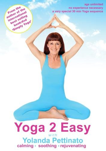 Yoga 2 Easy with Yolanda Pettinato (NTSC system)
