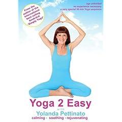 Yoga 2 Easy with Yolanda Pettinato (PAL system)