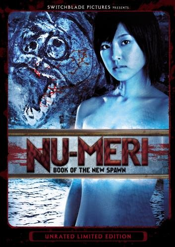 Nu-Meri - Book of the New Spawn