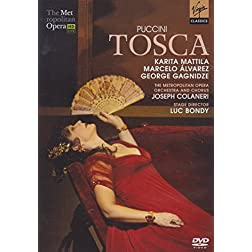 Puccini: Tosca [Live From the Met]