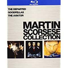 Martin Scorcese Collection [Blu-ray]
