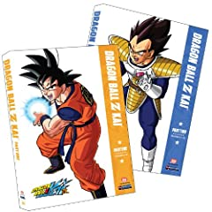 Dragon Ball Z Kai: Saiyan Set