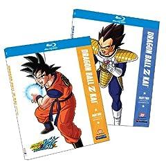 Dragon Ball Z Kai: Saiyan Set [Blu-ray]