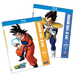 Dragon Ball Z Kai: Saiyan Set [Blu-ray]