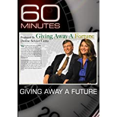 60 Minutes - Giving Away A Fortune  (October 3, 2010)