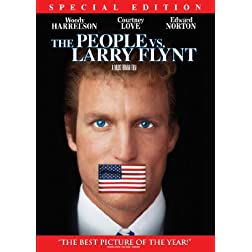 People Vs. Larry Flynt  [Special Edition]