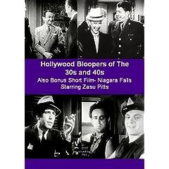 Hollywood Bloopers of The 30s and 40s -Bonus Short Film- Niagara Falls Starring Zasu Pitts
