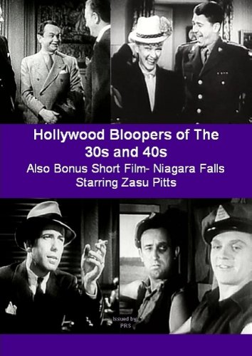 Hollywood Bloopers of The 30s and 40s -Bonus Short Film- Niagara Falls Starring Zasu Pitts