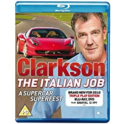 Clarkson the Italian Job [Blu-ray]