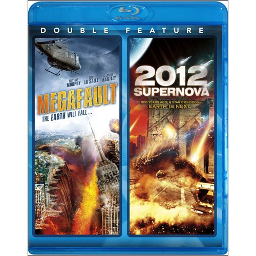 Megafault/ 2012: Supernova [Blu-ray]