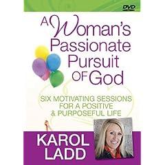 A Woman's Passionate Pursuit of God DVD