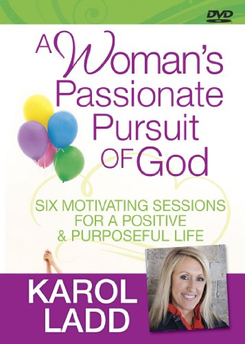 A Woman's Passionate Pursuit of God DVD