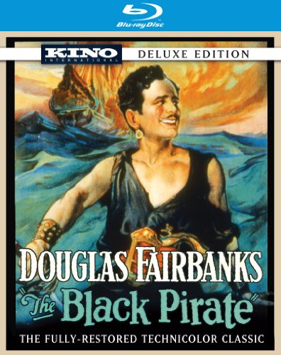 The Black Pirate [Blu-ray]