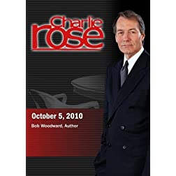 Charlie Rose - Bob Woodward (October 5, 2010)