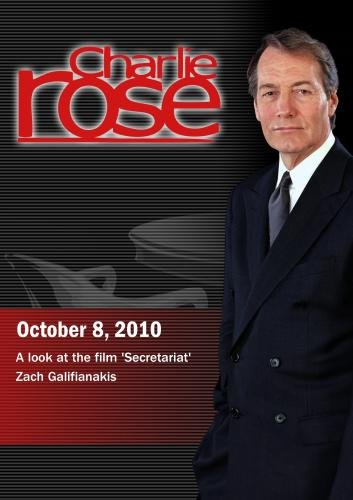 Charlie Rose - 'Secretariat' /Zach Galifianakis (October 8, 2010)