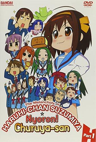 Melancholy of Haruhi-Chan Suzumiya & Nyoron 1