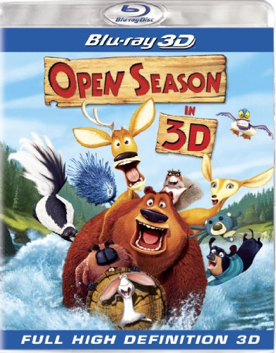 Open Season [Blu-ray 3D]