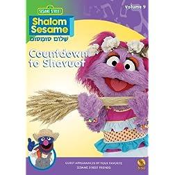Shalom Sesame 2010 #9: Countdown Shavout
