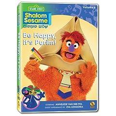 Shalom Sesame, 2010, No. 6: Be Happy, It's Purim!