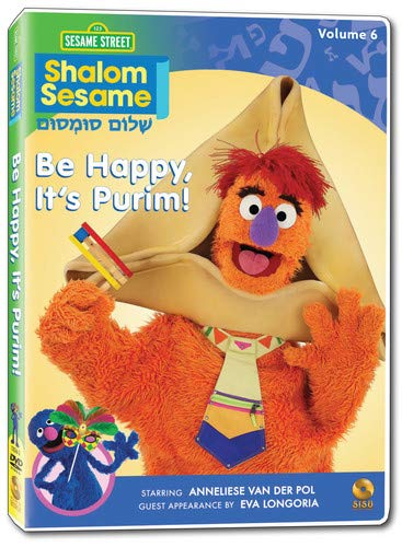 Shalom Sesame, 2010, No. 6: Be Happy, It's Purim!