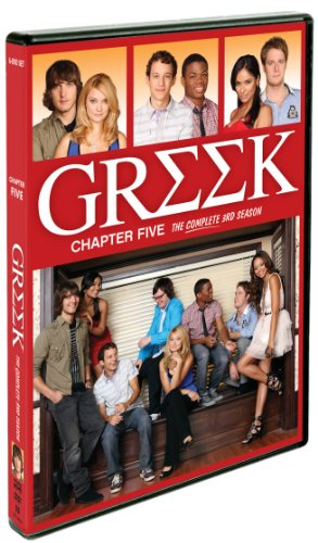Greek: Chapter Five - The Complete Third Season