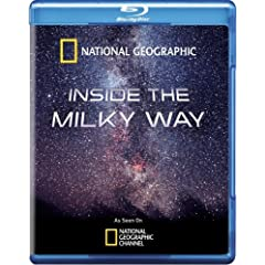 Inside the Milky Way [Blu-ray]