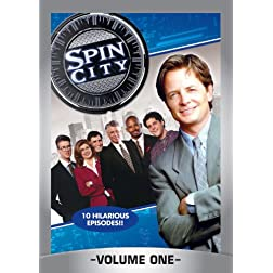 Spin City: Vol.1
