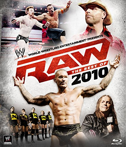 Raw: The Best of 2010 [Blu-ray]