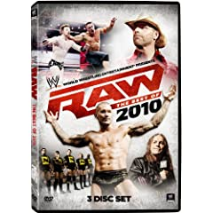 WWE RAW: The Best of 2010