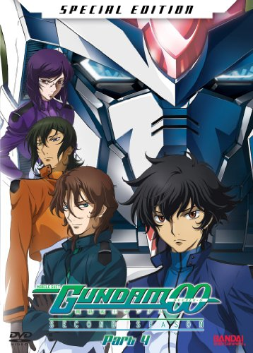 Mobile Suit Gundam 00 Season 2: Part 4 Se