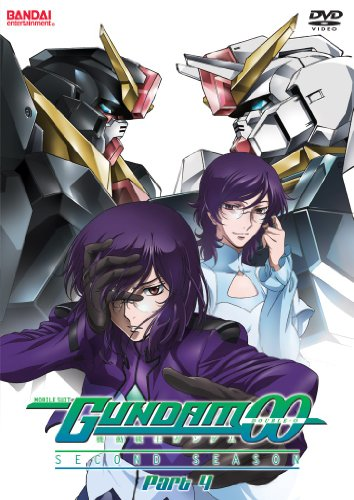 Mobile Suit Gundam 00 Season 2: Part 4
