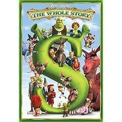 Shrek: The Whole Story Boxed Set (Shrek / Shrek 2 / Shrek the Third / Shrek Forever After)