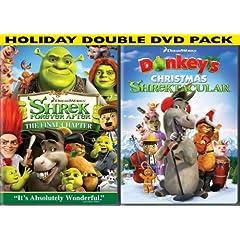 Shrek Forever After (Donkey's Christmas Shrektacular Double Pack)