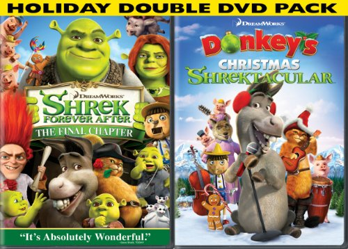 Shrek Forever After (Donkey's Christmas Shrektacular Double Pack)