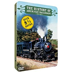 History of American Railroads