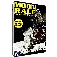 Moon Race: History of Apollo