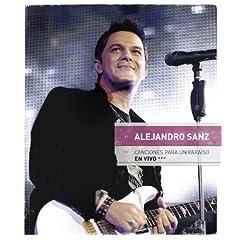 Alejandro Sanz - Canciones Para Un Paraiso En Vivo (DVD)