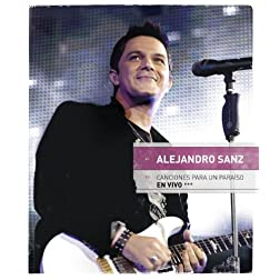Alejandro Sanz - Canciones Para Un Paraiso En Vivo (DVD)