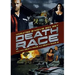 Death Race: Unrated 2-Movie Box Set (Includes: Death Race and Death Race 2)