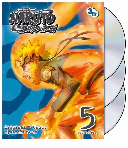Naruto Shippuden Box Set 5