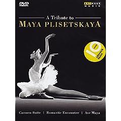 Tribute to Maya Plisetskaya