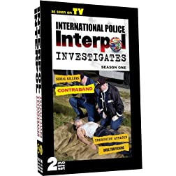 Interpol Investigates - 2 DVD Set!