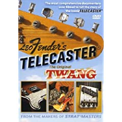 Leo Fender's Telecaster: Original Twang