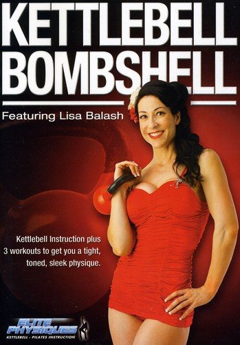 Kettlebell Bombshell with Lisa Balash