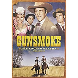 Gunsmoke: Season Four, Volume Two
