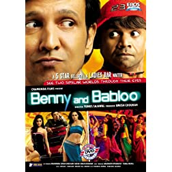 Benny And Babloo (New Hindi Film / Bollywood Movie / Indian Cinema DVD)